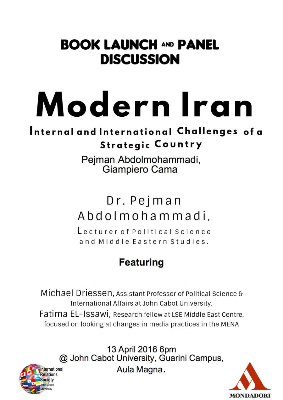 Modern Iran final